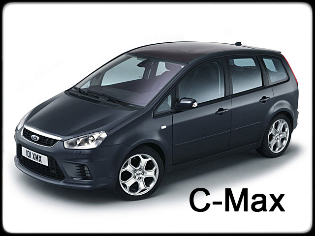 запчасти ford c-max